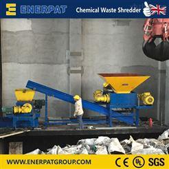 MSB-E800/E1200/E1600一套工业垃圾粉碎机功能介绍