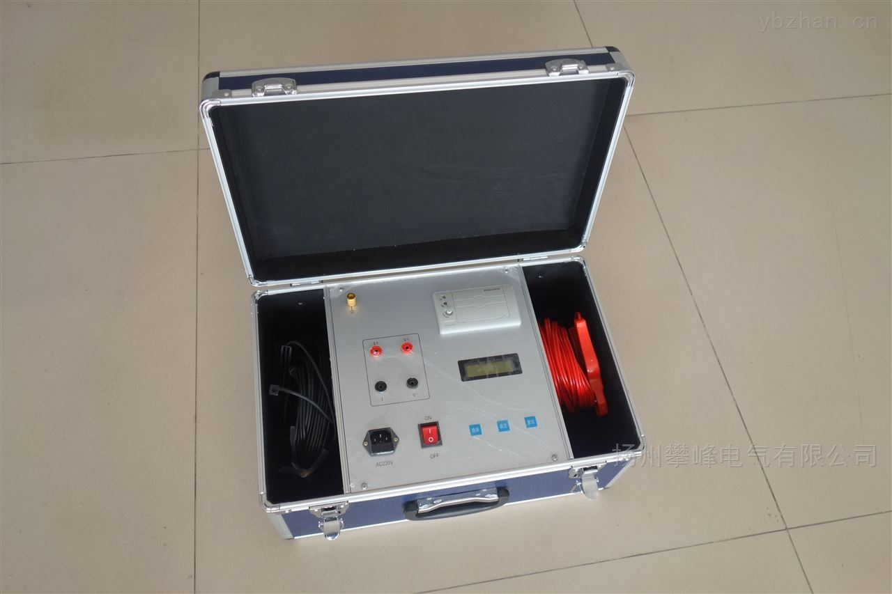 手持式直流电阻测试仪