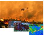 定制火險氣象環境預警視頻監控系統手機查看