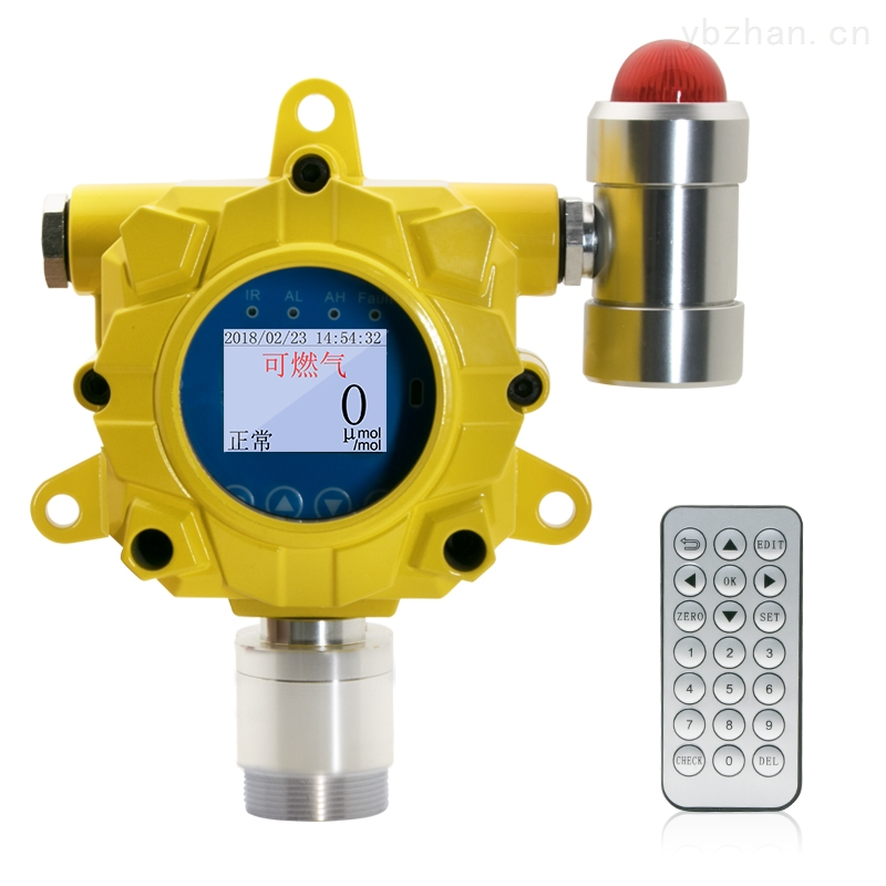 K-G60-工業用一氧化碳氧氣硫化氫可燃氣體報警器