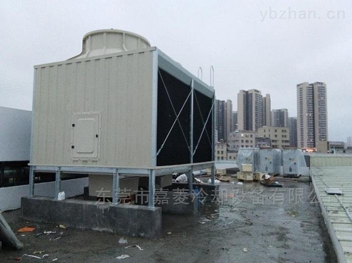 南寧175T橫流式低噪音方形冷卻塔廠家直銷