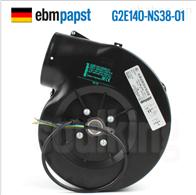 G2E140-NS38-01EBMpapst离心风机G2E140-NS38-01现货