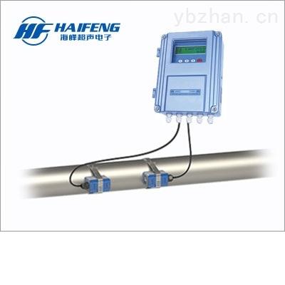 固定外夾式流量計TDS-100蘇州市固定外夾式超聲波流量計海峰直供