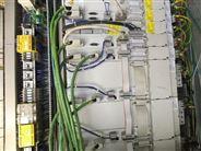 西门子伺服驱动器报25050轮廓监控故障