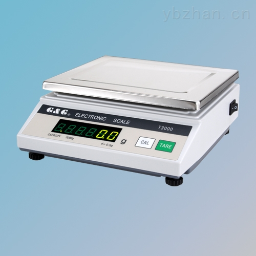 T5000-T5000雙杰電子天平 5000g/1g