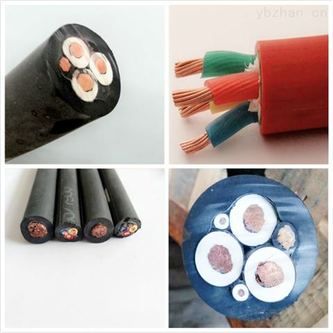 供应YC-J3*35钢丝加强型橡套电缆YC-J