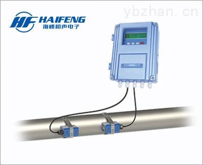 固定外夾式流量計TDS-100B,白山市固定外夾式超聲波流量計直供