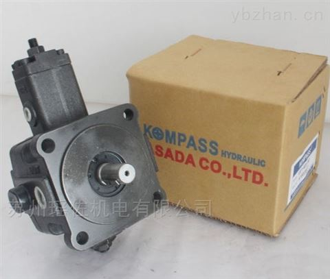 台湾KOMPASS叶片泵VC1-26L-A3