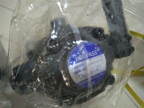 台湾康百世KOMPASS叶片泵VE1-35F-A2