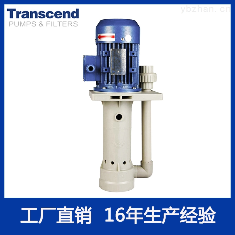 CS-温州耐酸立式化工泵