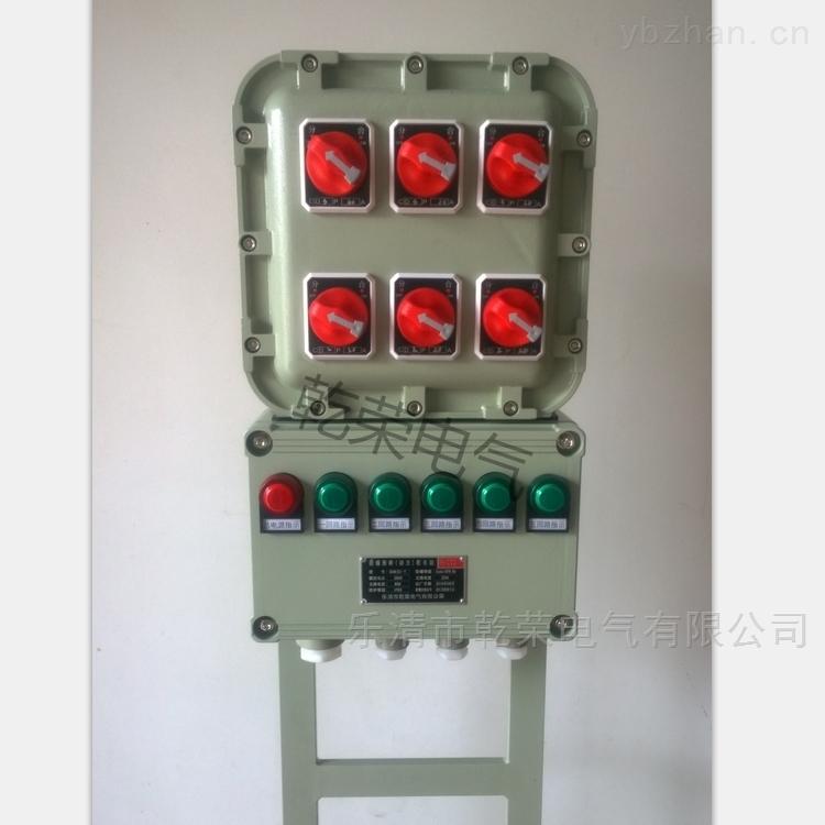 5回路防爆照明配电箱