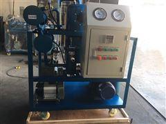 营口市承装一级设备装置380V真空滤油机