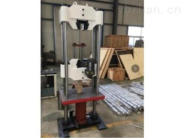 預應力熱軋盤條液壓拉伸試驗機