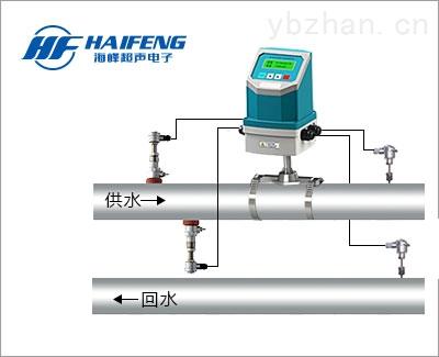 徐州市TDS-100RY一體插入式超聲波熱量表海峰熱量表哪裏有賣