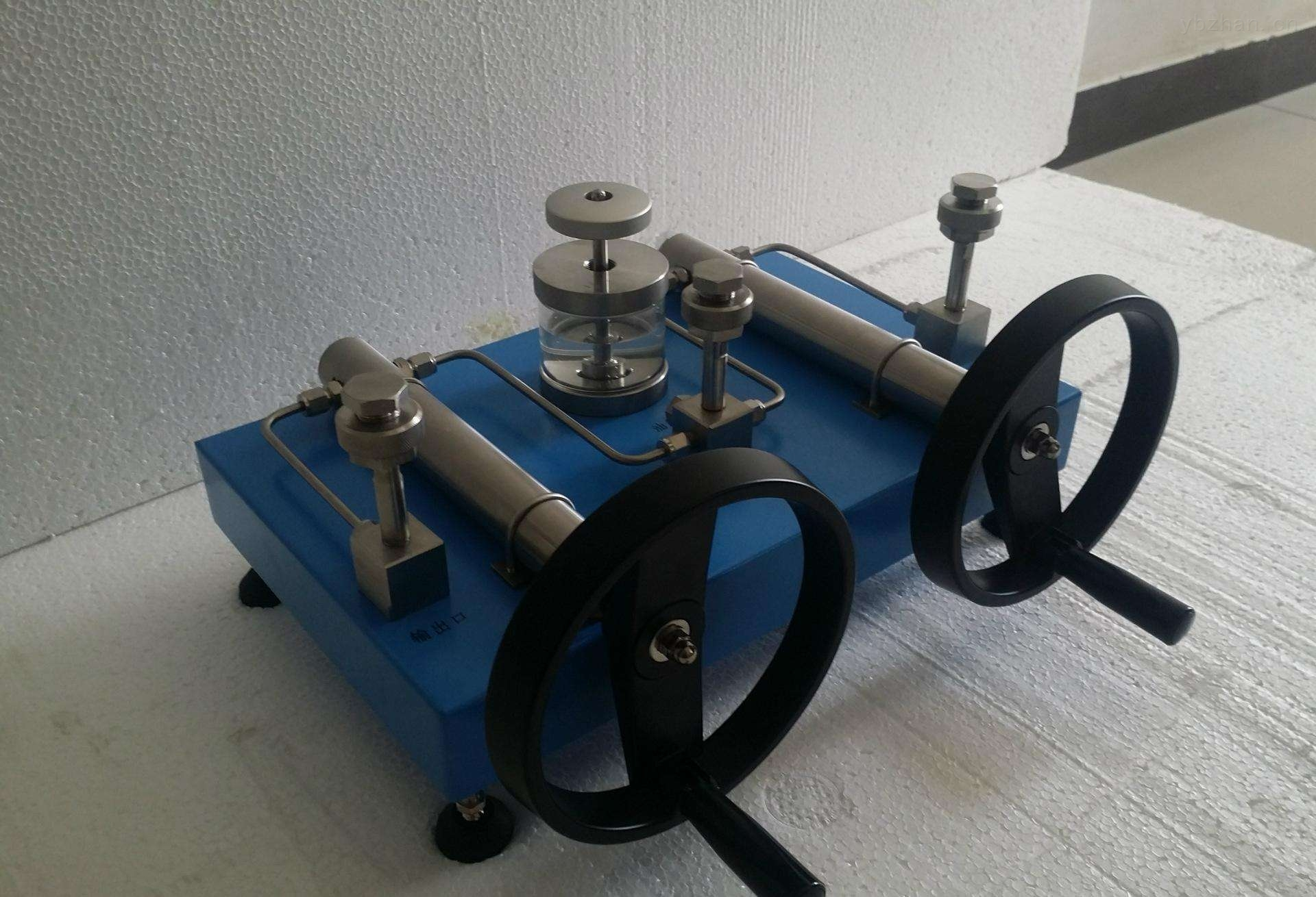 便携式液压源手动 电动壓力校驗儀厂家