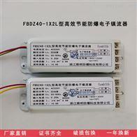 FBDZ40-1x2L高效節能防爆電子鎮流器