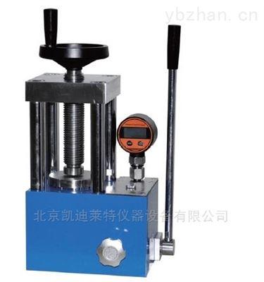 KDY-15T上海手动粉末压片机重量轻空间大