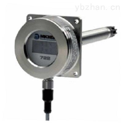 工业应用坚固的高温湿度变送器