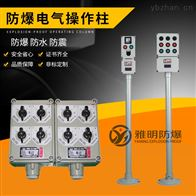 LBZ-A2D1K1水泵防爆操作柱 /箱(挂式)