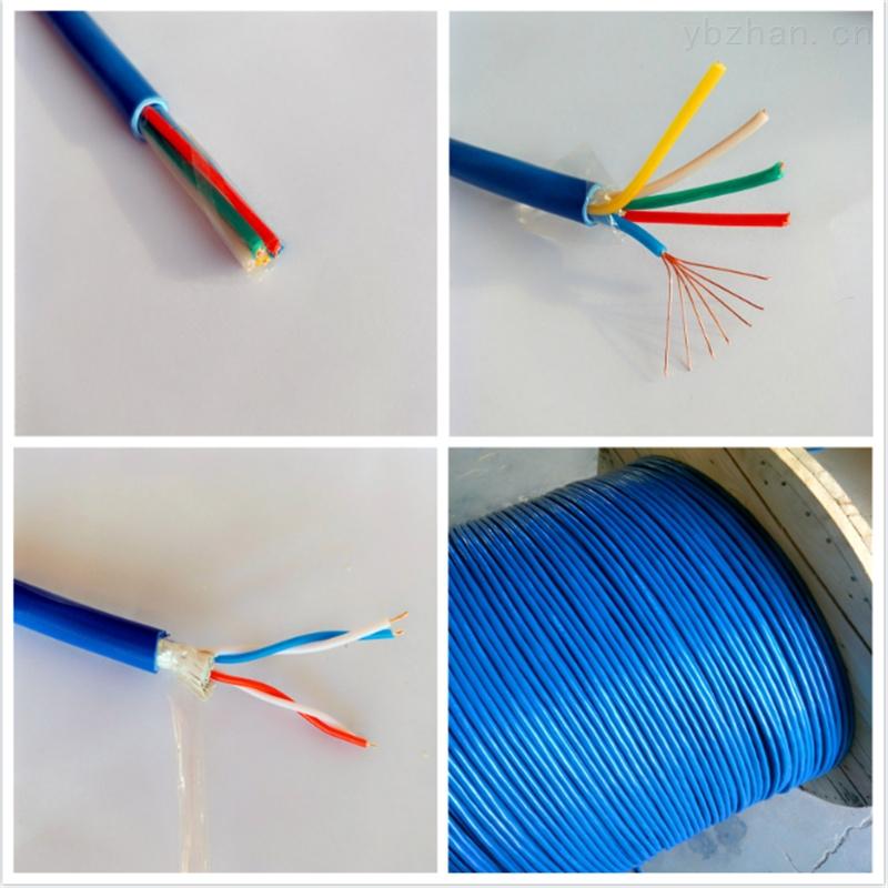 MHYV(PUYV)10×2礦用通訊電纜