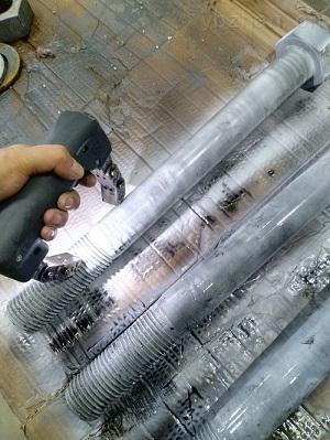 風電機組高強螺栓保證荷載度無損檢測