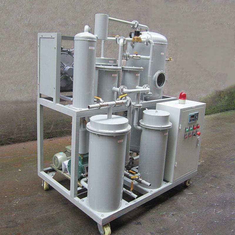5级资质100L真空滤油机