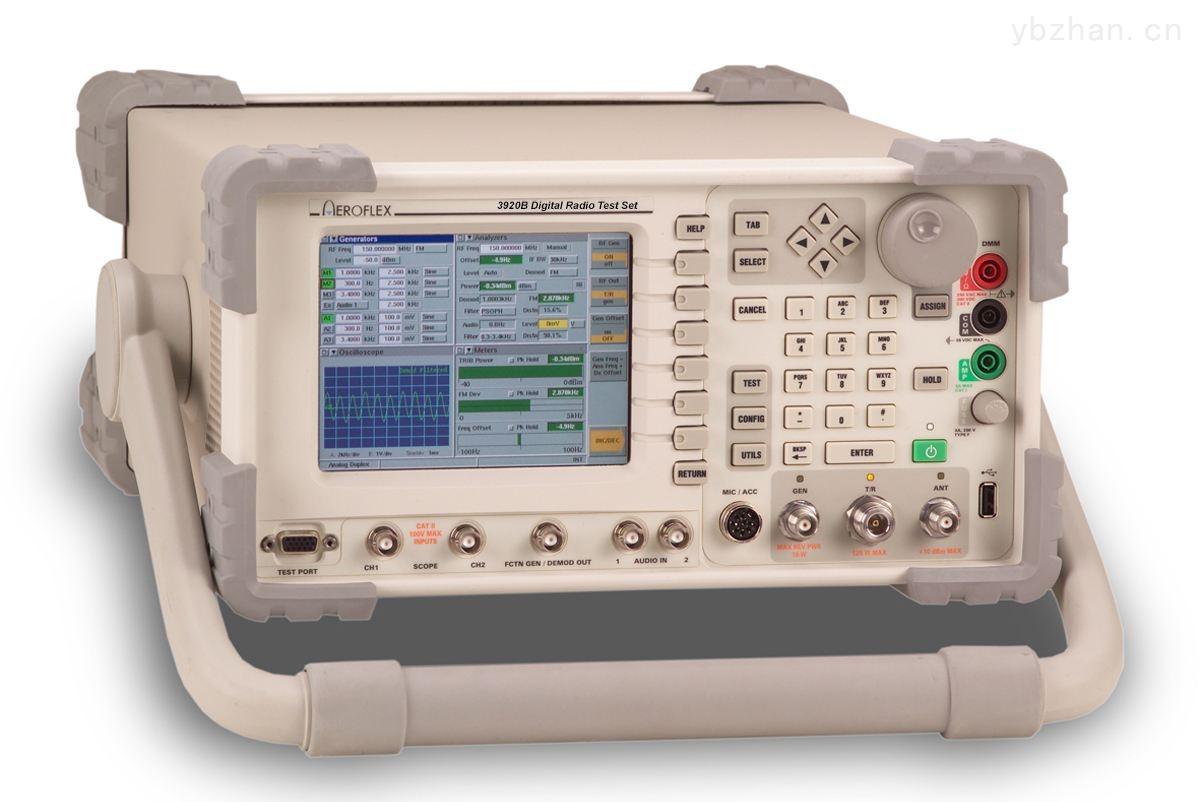 艾法斯综测仪 3920B 无线电测试平台