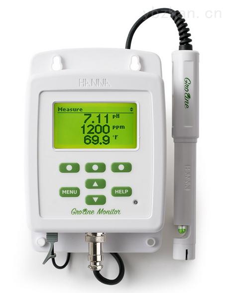 哈纳悬挂式pH-EC-TDS测定仪