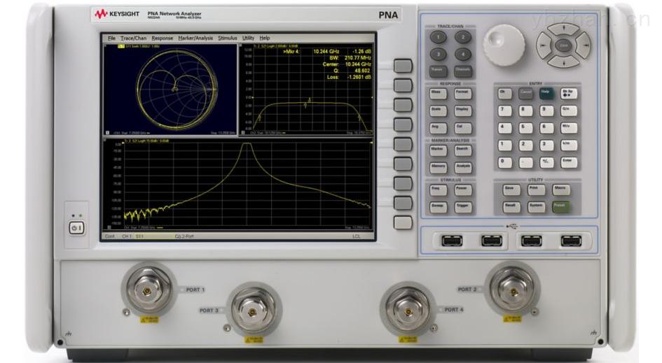 N5224A-是德网分 N5224A PNA 微波网络分析仪
