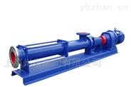 州泉 G型淤泥污泥螺桿泵|濃漿泵