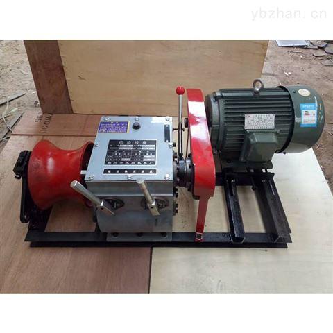 承修电力二级设备出售租赁手扶绞磨机