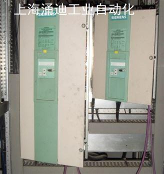 西门子6RA70上电总跳闸无输出维修