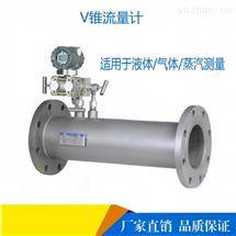 蒸汽V锥形流量计型号