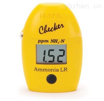 哈纳HANNA口袋式氨氮测定仪