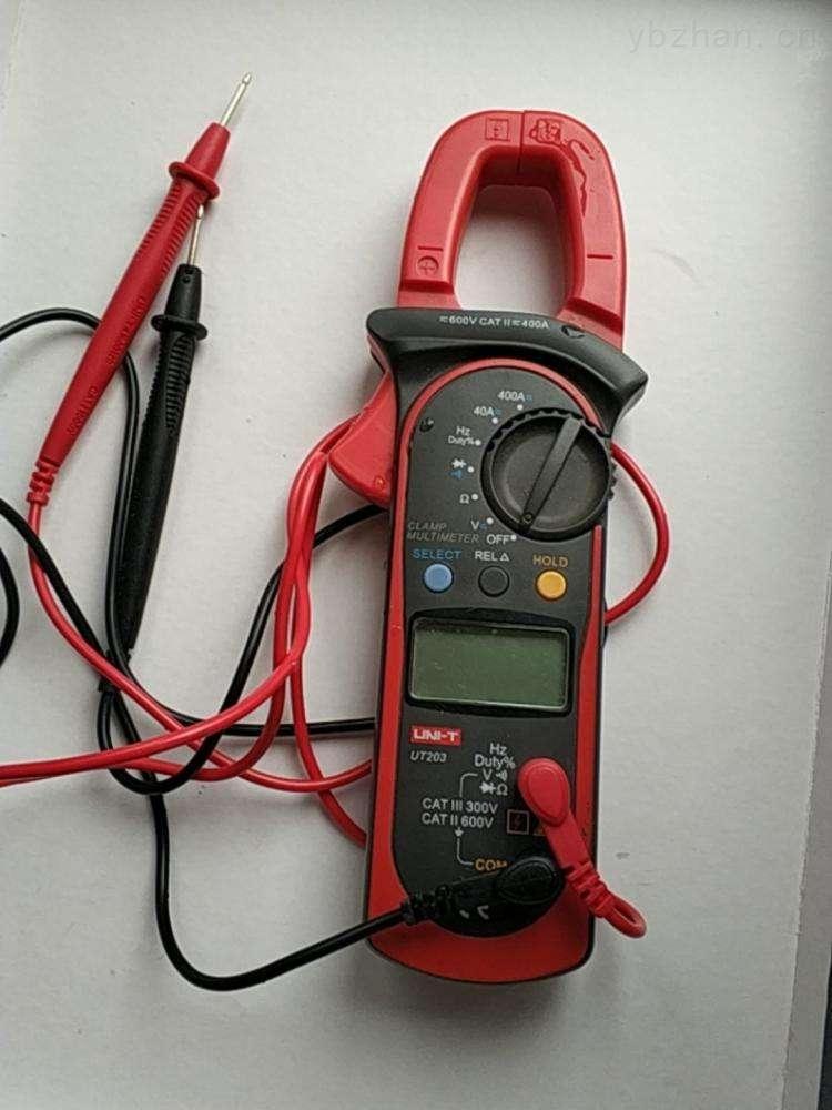 新型钳形电流表-四级承装设备