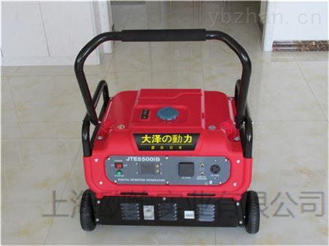 家用数码变频8KW汽油发电机