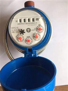 乐山智能水表-光电直读远传水表