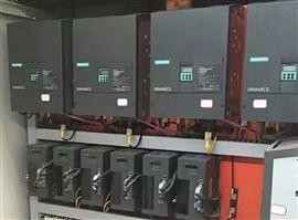显示F004西门子调速器面板无显示维修