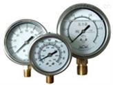 安全型耐震不锈钢压力表YTAF-100Z型