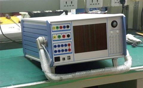 大庆市承试设备六通道微机继电保护校验仪