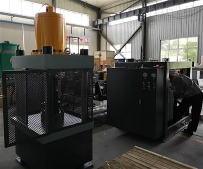快速压缩金属钛材顶锻试验机