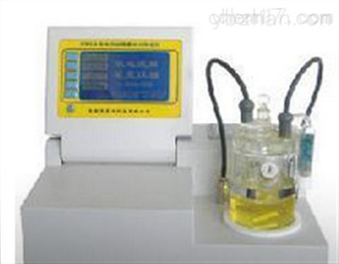 绥化市承装修试油微量水份测试仪