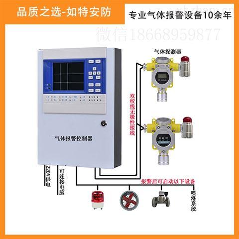 硅烷有毒气体探测器硅烷泄漏现场声光报警器
