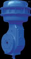 QRM系列薄膜式角行程氣動執行機構