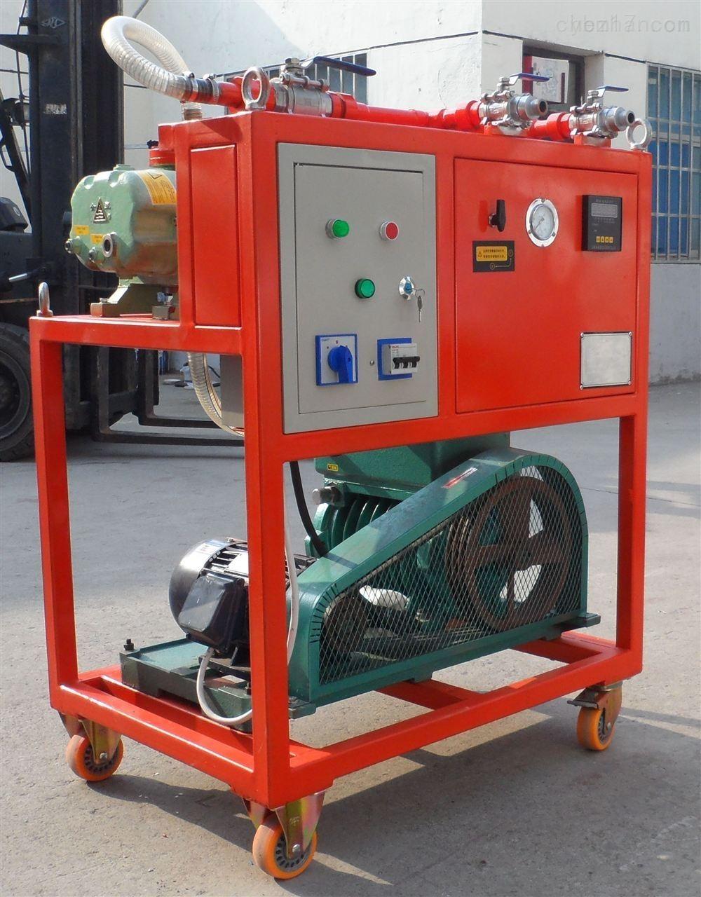 承裝修試SF6氣體抽真空充氣裝置