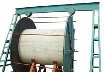 2米钢筋混凝土排水管内水压试验机