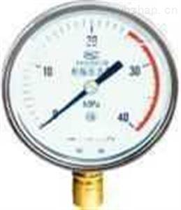 Y- 100BF不锈钢压力表
