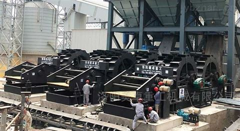 广东洗砂机生产线 茂名水洗砂生产设备
