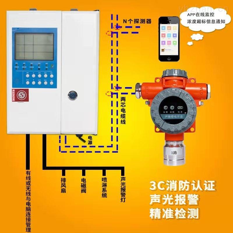 柴油可燃氣體報警器