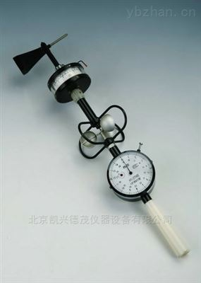 DEM6型北京轻便三杯风向风速表机械式风速仪